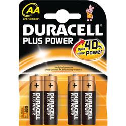 Piles-AA-Alcaline-Duracell-Plus-Power
